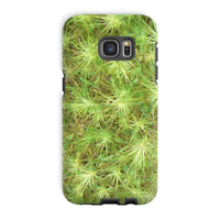 Young Green Plants Phone Case Galaxy S7 Edge / Tough Gloss & Tablet Cases