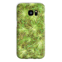 Young Green Plants Phone Case Galaxy S7 / Snap Gloss & Tablet Cases