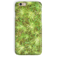 Young Green Plants Phone Case Iphone 6 / Snap Gloss & Tablet Cases