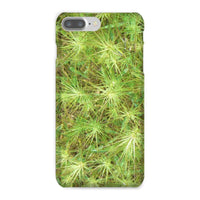 Young Green Plants Phone Case Iphone 8 Plus / Snap Gloss & Tablet Cases