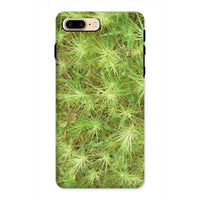 Young Green Plants Phone Case Iphone 8 Plus / Tough Gloss & Tablet Cases