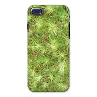 Young Green Plants Phone Case Iphone 8 / Tough Gloss & Tablet Cases