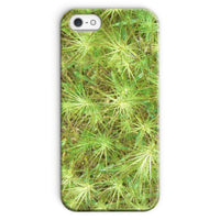 Young Green Plants Phone Case Iphone Se / Snap Gloss & Tablet Cases