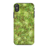 Young Green Plants Phone Case Iphone X / Tough Gloss & Tablet Cases