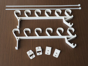 Hooks Rack - 8 Set Case - $24.95 Each