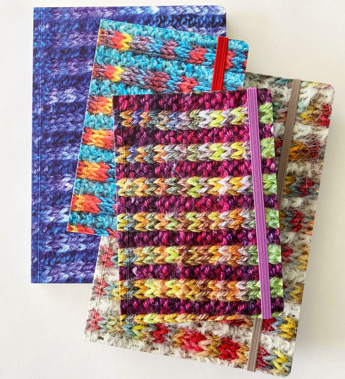 'Knitted' Notebooks