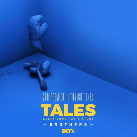 "Kanye West & Charlie Wilson Deliver ""Brothers"" From ""Tales"" Soundtrack Blanguage"
