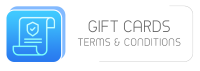 Gift Cards - Terms & Conditions