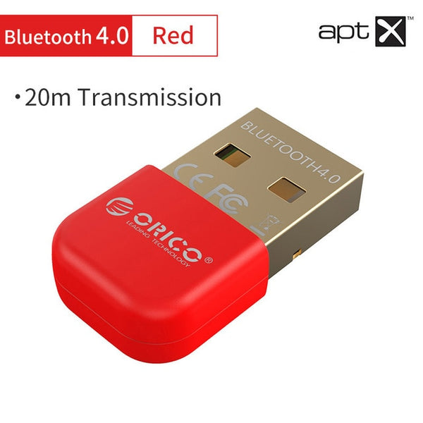Wireless Bluetooth 4.0 Micro USB Audio Receiver Transmitter Dongle
