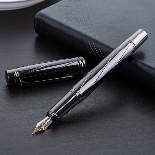 Luxury High Quality Metal Fountain 0.5mm Nib Pen