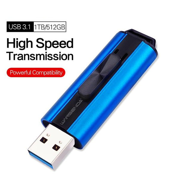 16GB to 1TB USB 3.1 High Speed Memory Pen Drive