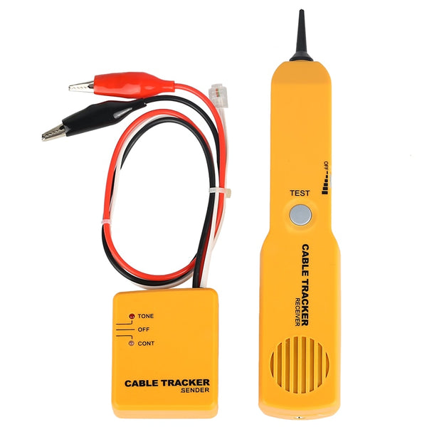 Multi-Function Tone Tracer With Wire Cable Tester Networking Tools