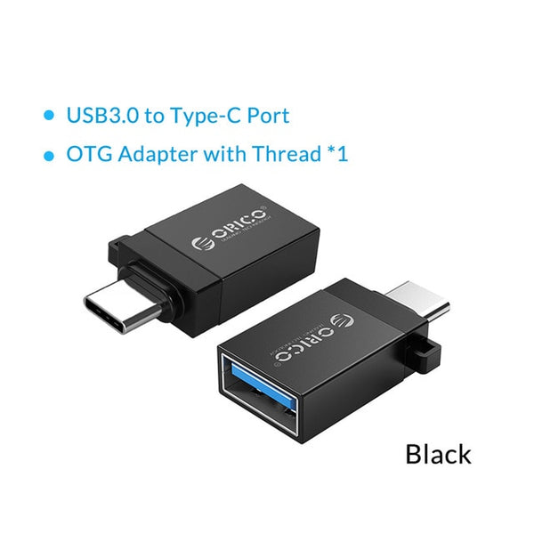 Micro USB 3.0 to Type-C High Capacity Charger Data Sync Adapter