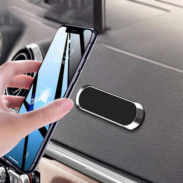 Alloy Magnetic Rotate Air Vent Mount Car Phone Holder