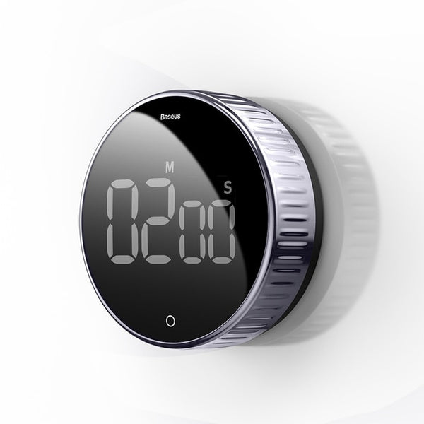 Magnetic Digital Timers Countdown Counter Clock