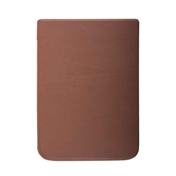 Leather Anti-Slip Shockproof Magnetic Hasp Closure Tablet Cover