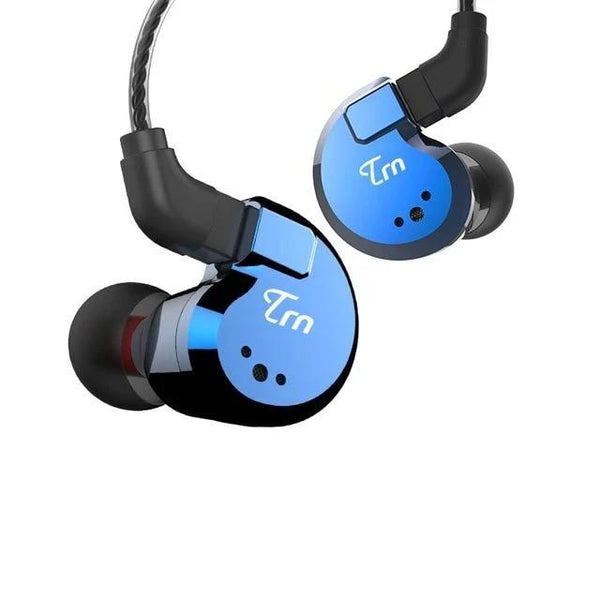 Hybrid HIFI In-Ear With 2 Pin Detachable Cable