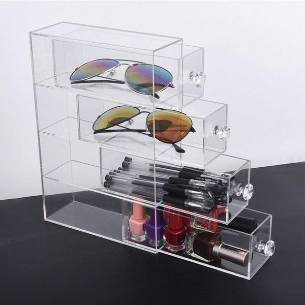 Multi-Port Pen Stationery Storage Holder Desktop Decor