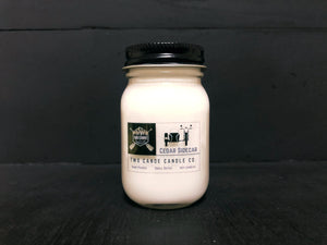 Cedar Sidecar 1.5 oz Mini Jar Candle