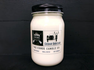 Cedar Side Car 16 oz.