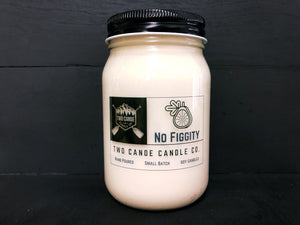 No Figgity 16oz Jar Candle