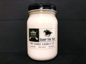 Dump the Tea 16oz Jar Candle