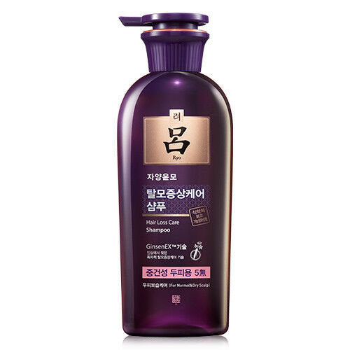 Ryo Anti-Hair Loss Shampoo - TokTok Beauty