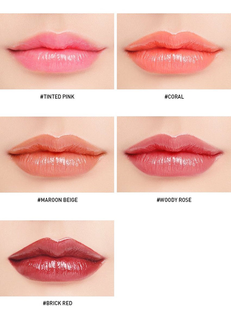 Heart Pot Lip (more colors) - TokTok Beauty