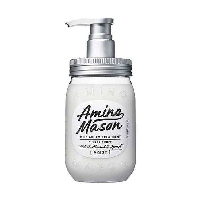 Amino Mason Moist Milk Cream Treatment - TokTok Beauty