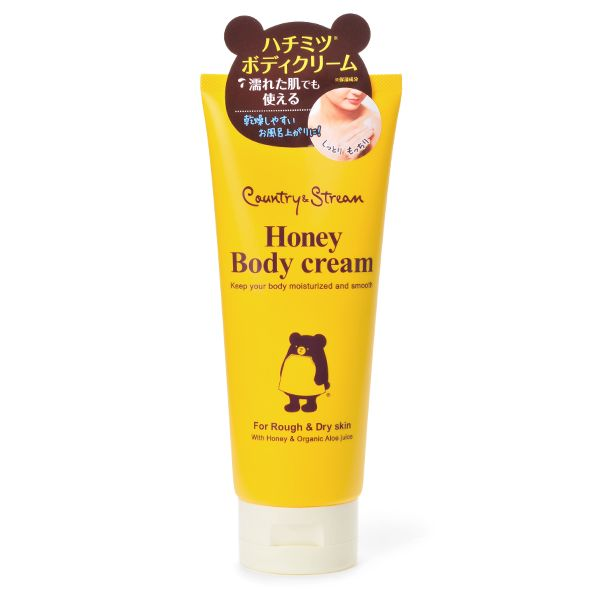 IDA LABORATORIES Country & Stream Honey Body Cream - TokTok Beauty