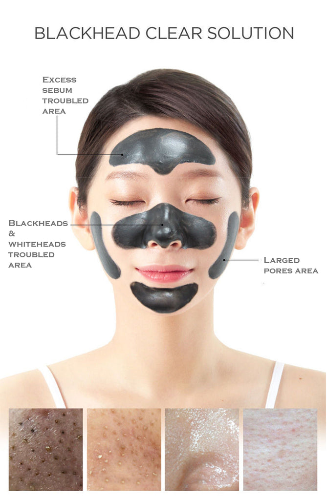 Lindsayit Peel Off Black Mask - TokTok Beauty