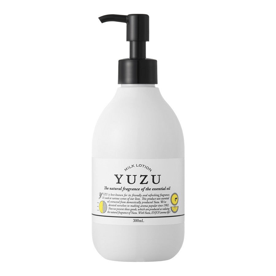 DAILY AROMA JAPAN YUZU Milk Lotion - TokTok Beauty