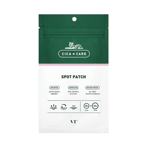 VT Cica Care Spot Patch - TokTok Beauty