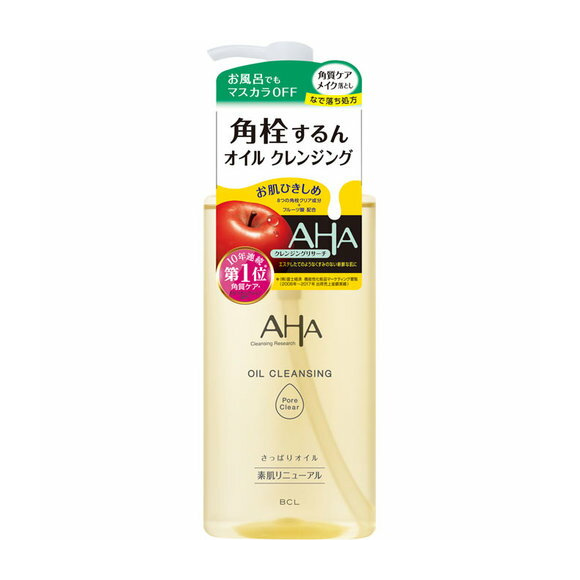 AHA Cleansing Research Cleansing Oil - TokTok Beauty
