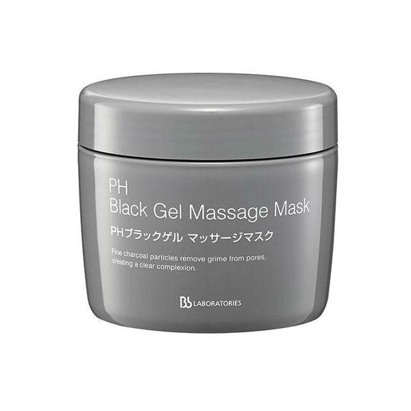 Bb LABORATORIES PH Black Gel Massage Mask - TokTok Beauty