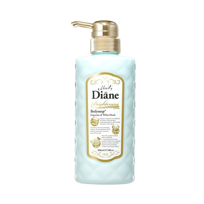 MOIST DIANE Floral Body Soap - TokTok Beauty
