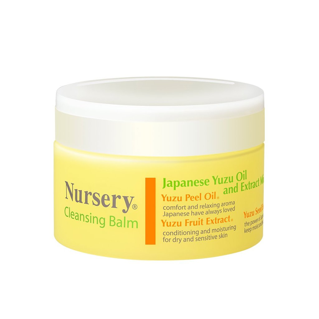 Nursery Yuzu Makeup & UV Cleansing Balm - TokTok Beauty