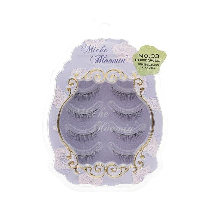 Miche Bloomin False Eyelashes No.3 Pure Sweet - TokTok Beauty