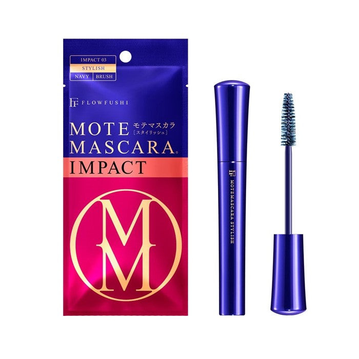 Mote Mascara Impact 03 (Stylish) - TokTok Beauty