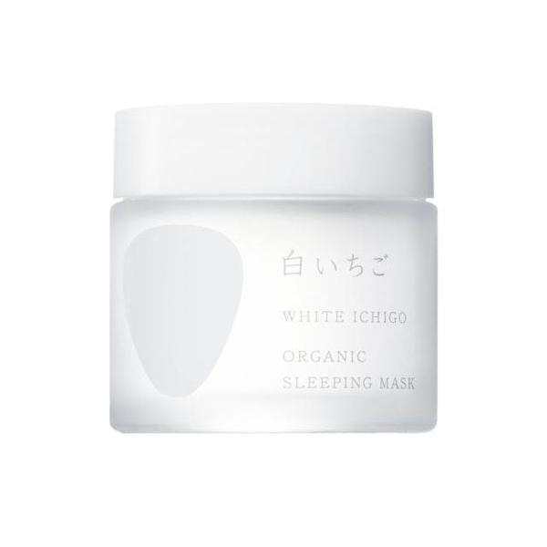 ICHIGO White Ichigo Organic Tech Sleeping Mask - TokTok Beauty