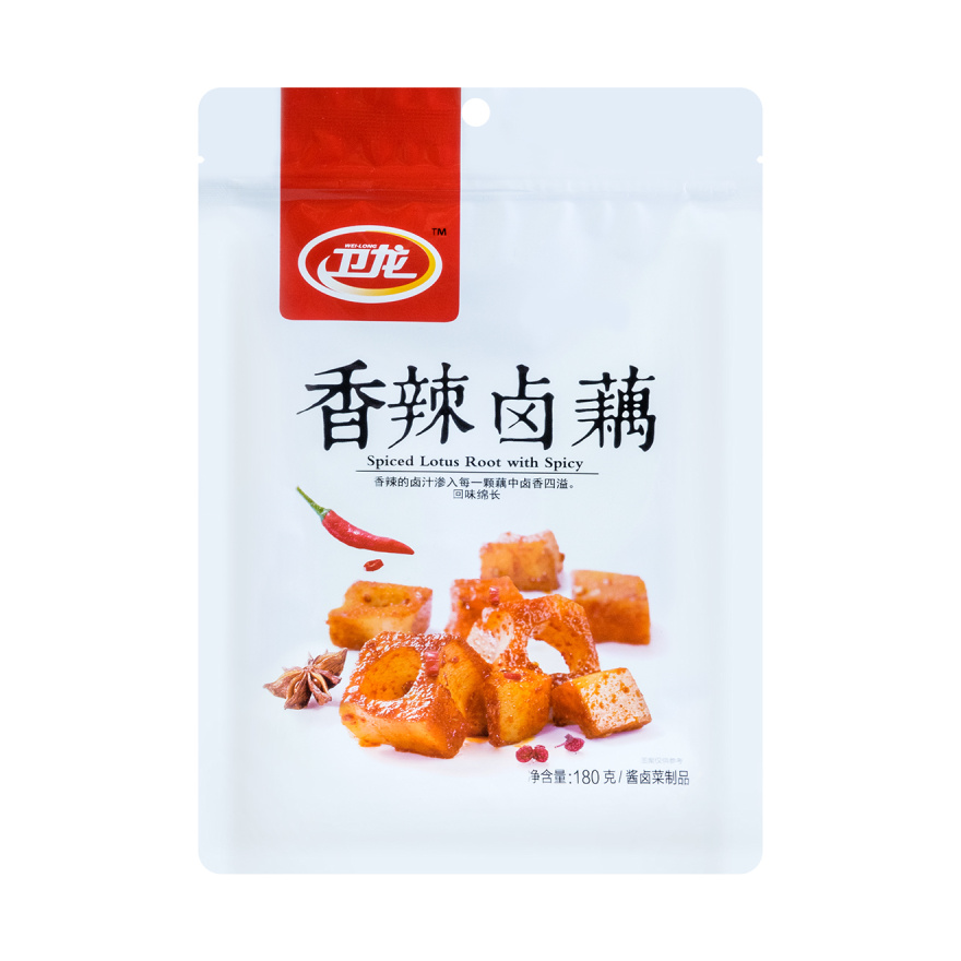 Spicy Lotus Root Cubes - TokTok Beauty