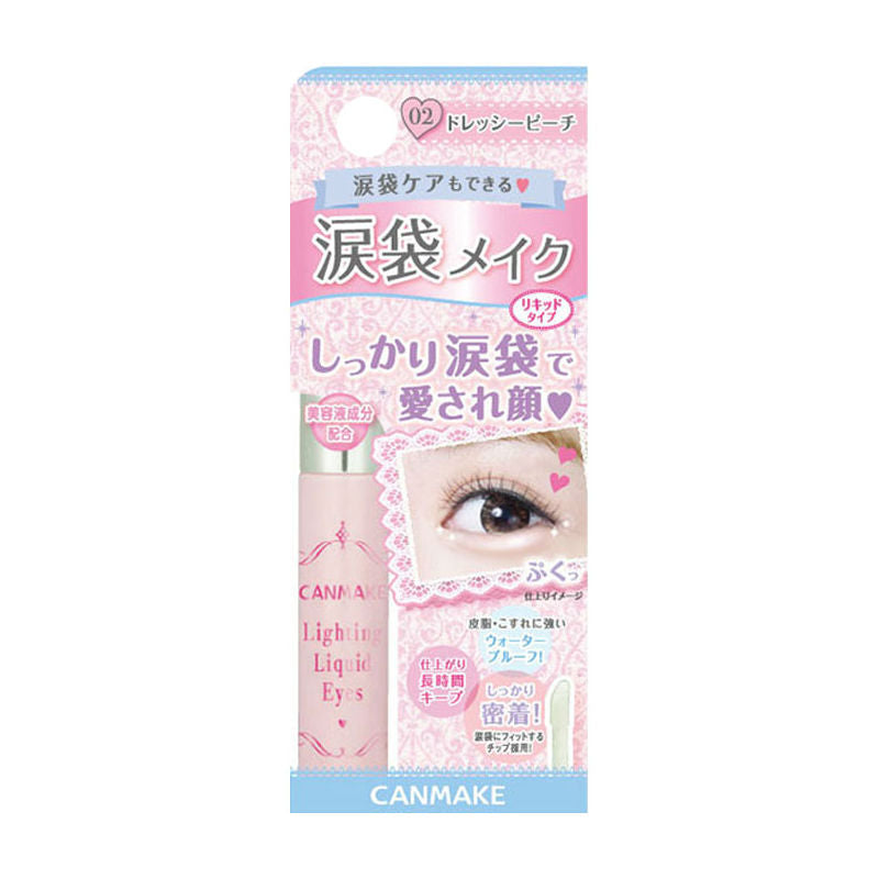 Lighting Liquid Eyes - TokTok Beauty