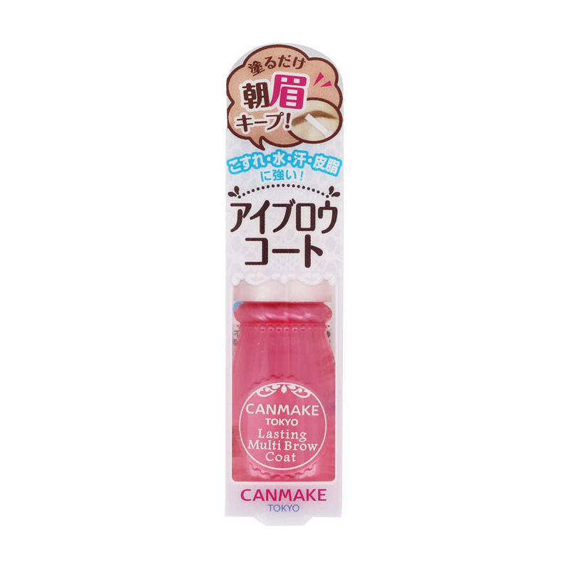 CANMAKE Lasting Multi Brow Coat 01 Clear - TokTok Beauty