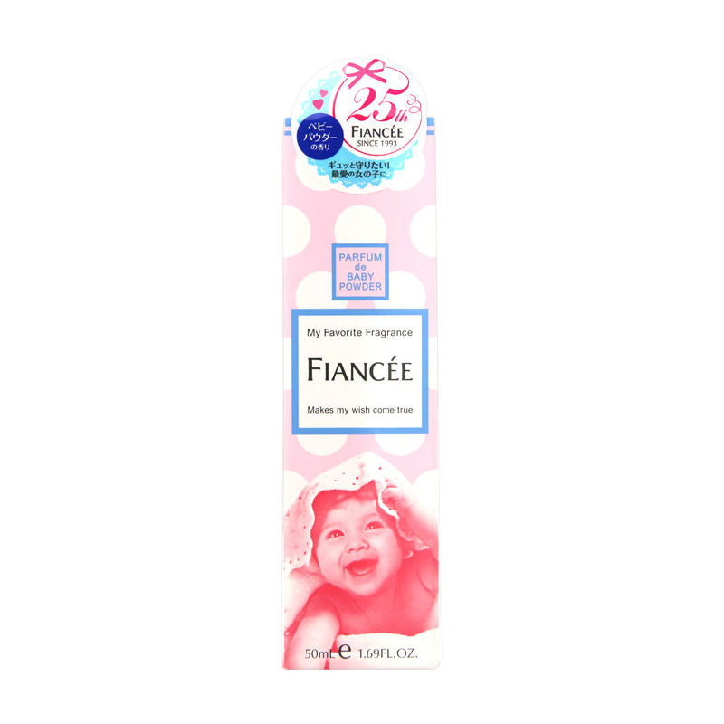 Ida Laboratories Fiancee Body Mist - TokTok Beauty