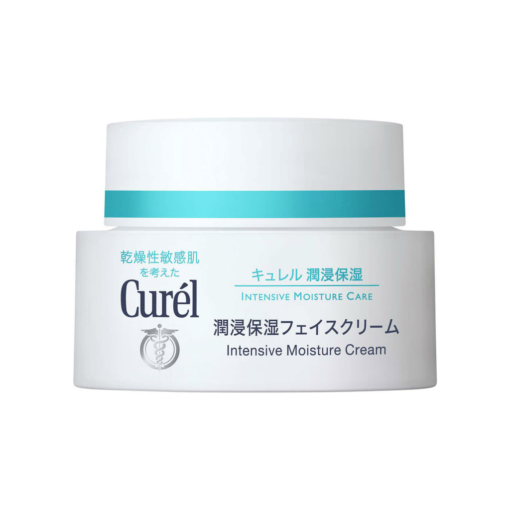 Kao Curel Intensive Moisture Cream - TokTok Beauty