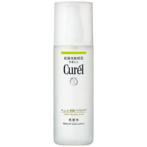 Curel Sebum Care Lotion - TokTok Beauty
