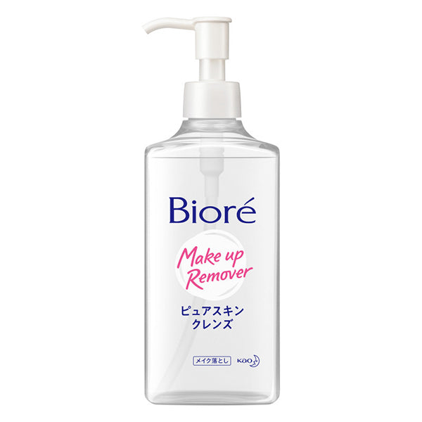 Kao Biore Makeup Remover Pure Skin Cleansing Oil - TokTok Beauty