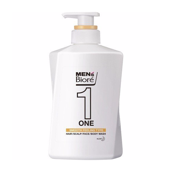 Biore Men's All-in-One Whole Body Cleanser - TokTok Beauty