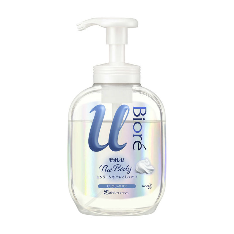 Biore u The Body Foaming Wash