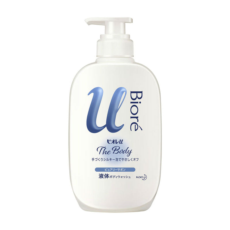 Biore u The Body Liquid Wash
